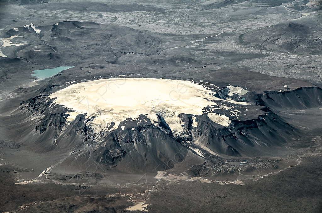 Crater, Iceland